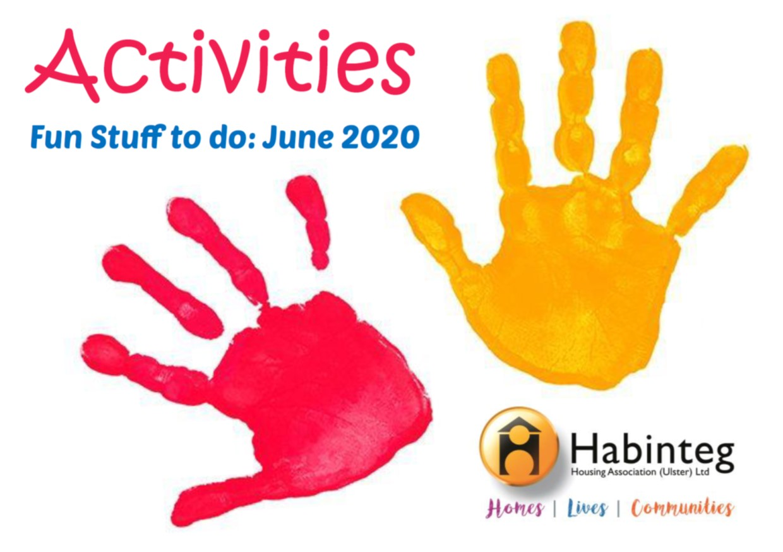 Fun Activities for June 2020