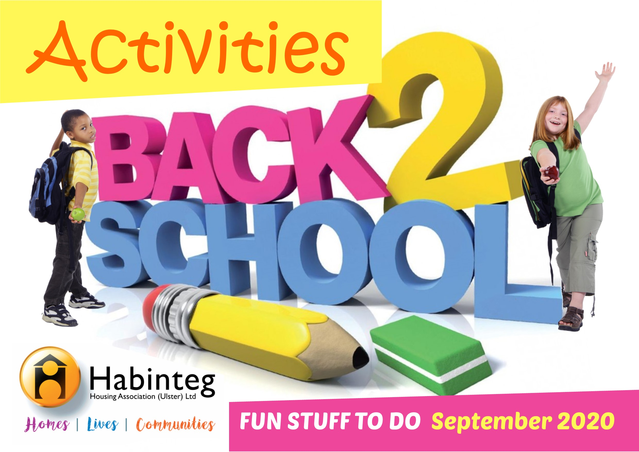 Fun Activities for September 2020